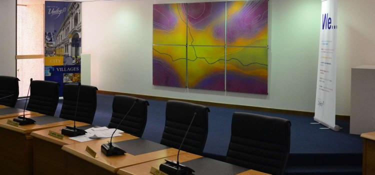 Paintings at Unley Council